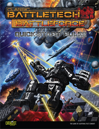 BattleForce QuickStart Rules